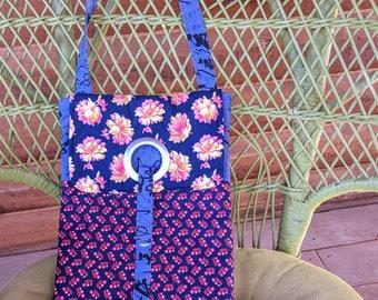 """Tablet Bag """"Floral"""""""