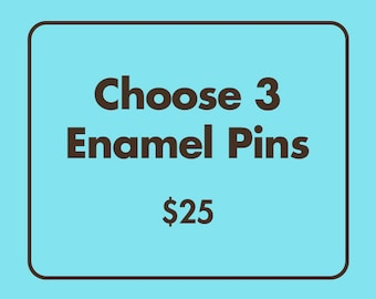 Enamel Pin Sale