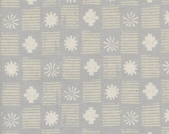 Stamps Stone from Sienna by Alexia Abegg for Cotton + Steel - 1/2 Yard