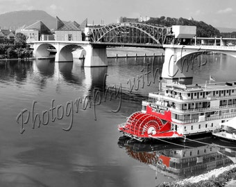 Delta Queen. Chattanooga, Tennessee