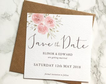 Elinor Save the Date