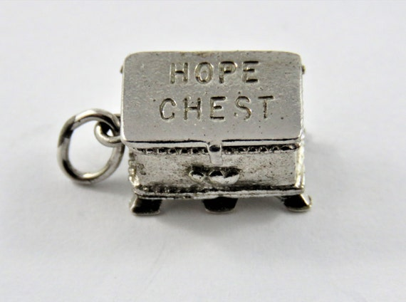 Esperanza pecho muebles caja con tapa mecánica que abre a recoger ...