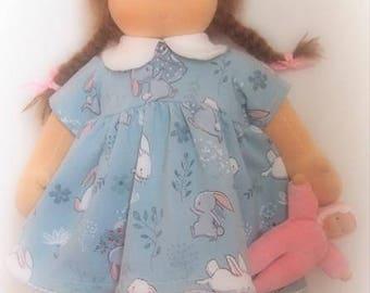 waldorf doll waldorfdoll zonnekind pop