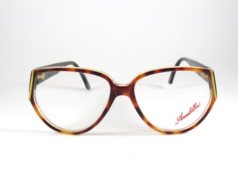 Vintage Glasses Frames, Annabella, Cat Eye Glasses, Deadstock Eyeglasses, Girlfriend Gifts, made in Italy, Retro Glasses, Womens Gift