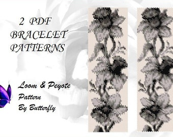 Loom & Peyote Pattern BT-035