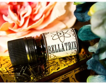 bellatrix - natural perfume oil - 1/6 oz
