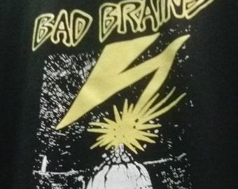 Bad Brains  LARGE  TSHIRT