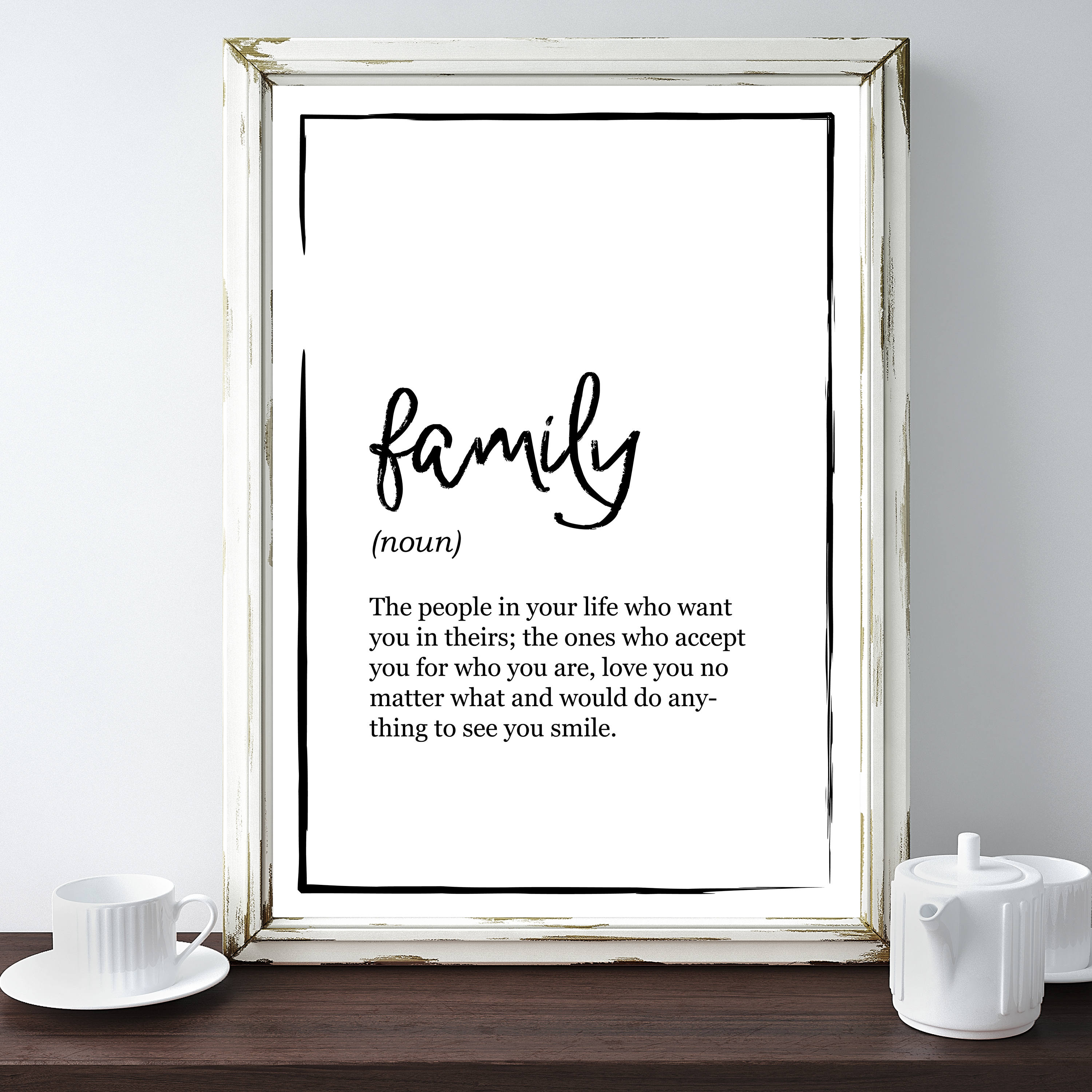 Family definition print anything to make you smile family zoom stopboris Images