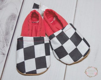 Baby Moccasins, Checkered Moccasins, Toddler Moccasins, Handmade Moccs, Baby Moccs, Baby Shoes, Moccasins, Handmade Moccasins, infant shoes
