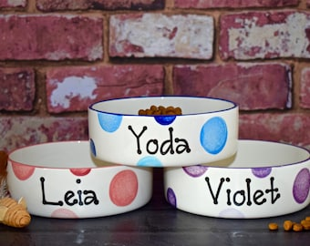 dog bowl ceramic, dog food bowl, dog bowl, dog bowl personalised, dog bowl, cat bowl ceramic, cat bowl with name, cat bowl personalised
