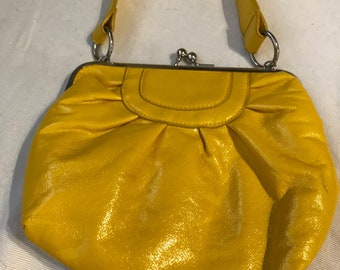 Small Sunny yellow purse