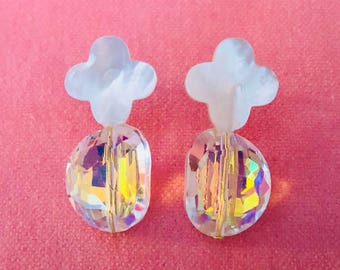 Pearl Abbey Earrings