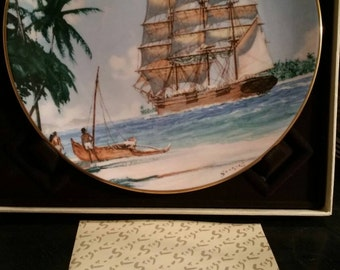 Bora Bora Plate Royal Doulton