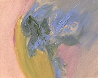 Vessel Watercolor #38 7x10