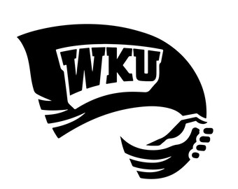 Western Kentucky Vinyl Sticker