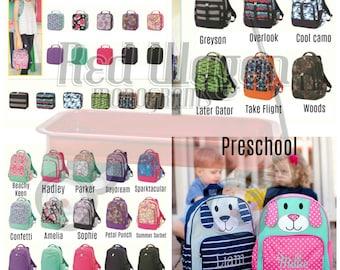 Presale-Kid's Backpack!