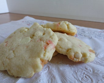 Strawberry Shortcake Cookies (Dozen)