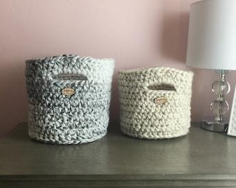 the Ophelia basket // the Mini Ophelia basket