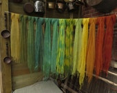 Naturally dyed 100% mulbe...
