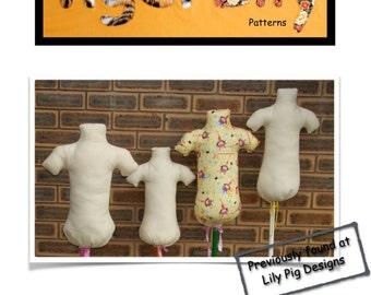 Display Mannequin Pattern