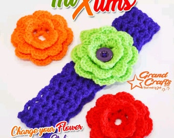 Headbands - Mix'ums 4pc