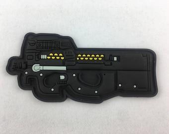 FN MP90 Rifle PVC Morale Patch