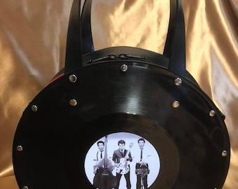 The Living End 12inch Vinyl Record Handbag.