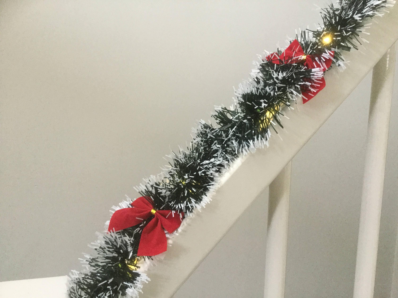Erfreut Weißer Draht Mini Weihnachtsgirlande Ideen - Der Schaltplan ...