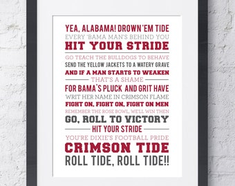 Alabama Fight Song - video dailymotion