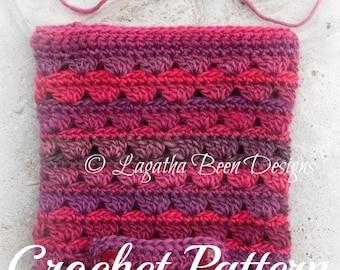 Crochet easy shell romper I pattern - PDF64 instant download