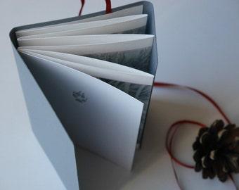Fox - Silent Story - Concertina artist book