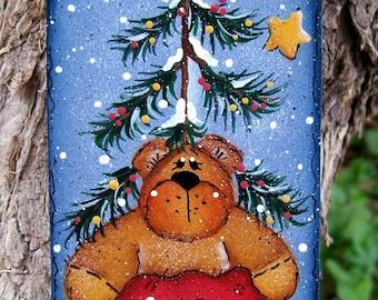 Teddy Toys Hangable Ornament