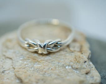 Eternity / Infinity knot ring