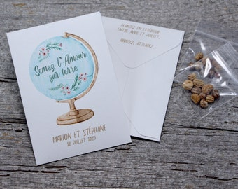 Seeds to sow. Guest gifts. favors wedding or other event