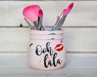 Ooh Lala Makeup Brush Holder