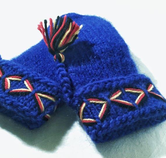 Lovikka mittens, Scandinavian,original vantar, wool, genuine, handmade, warm, traditional, art