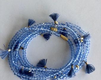 Blue mini stack