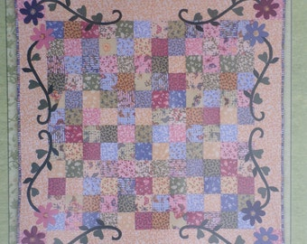 Flower Patch Quilt Pattern