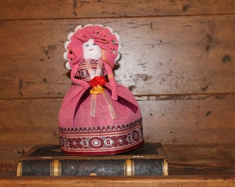 Hand made doll Art doll Gift doll