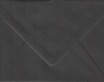 20 Chocolate A7 Envelopes