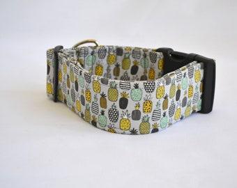 The Kai Dog Collar (Martingale or Buckle)