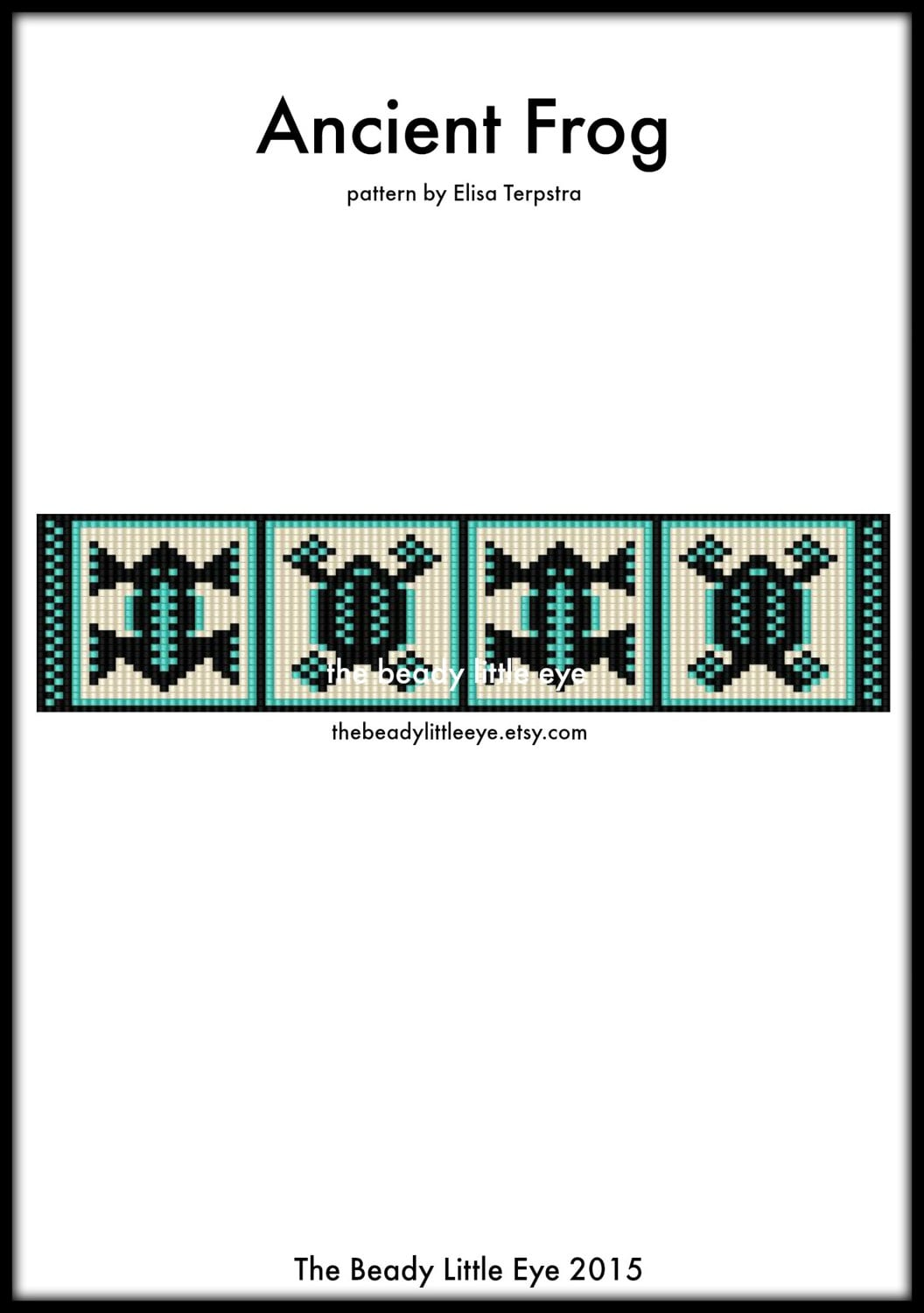Bead loom pattern loom tutorial beading pattern loom zoom baditri Images