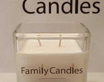 Family Candles - Hydrangea 7.5 oz Double Wicked Soy Candle