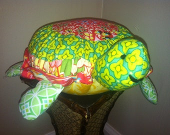 "10 "" Tortoise or Turtle Toy in u- pick Colors"