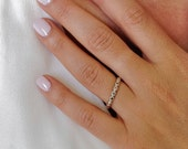 Delicate Ring, 925 Silver...