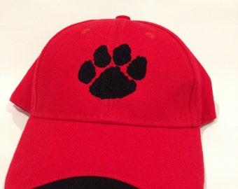 Dog Paw baseball cap
