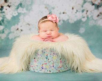 Newborn Digital Backdrop, Digital Backdrops for newborn photography, digital prop for newborn photography