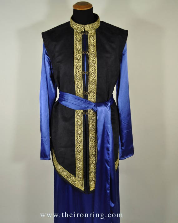 made to order veldür kit elven lord fantasy mage robe and
