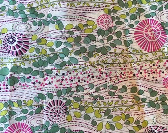 Tana lawn fabric from Liberty of London, Daisy Ann