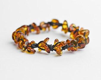 Amber bracelet / Baltic amber jewelry